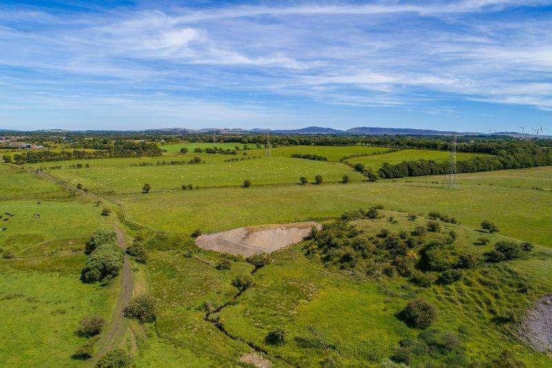 Farm Land Commercial for sale in Land at Cairnvie Mains, West Calder, West Lothian EH55