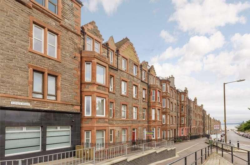 1 Bedroom Ground Flat for sale in 4 (PF1) Kings Road, Edinburgh, EH15 1EA