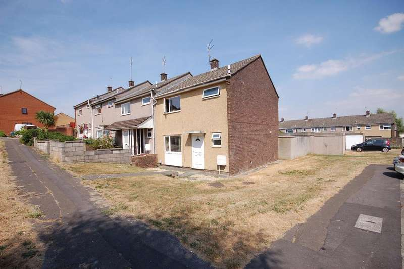 3 Bedrooms End Of Terrace House for sale in Stanton Close, Kingswood, Bristol, BS15 4RU