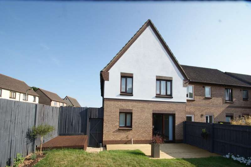 2 Bedrooms End Of Terrace House for sale in Foxhollows | Shaldon Road | TQ12 4AN