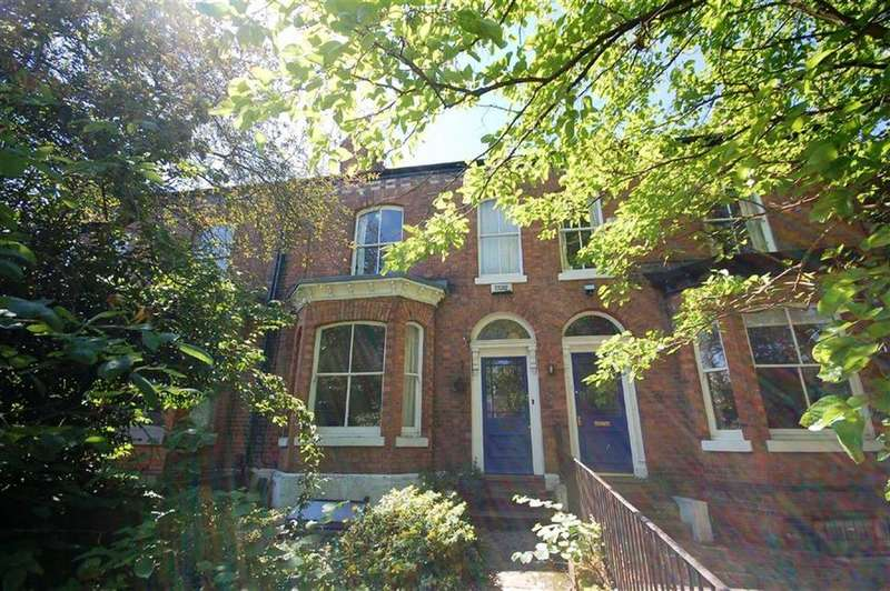 4 Bedrooms Terraced House for sale in Oak Road, West Didsbury, Manchester, M20