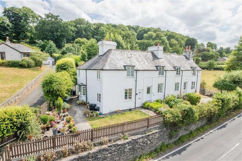 2 Bedrooms End Of Terrace House for sale in Cynwyd, Corwen