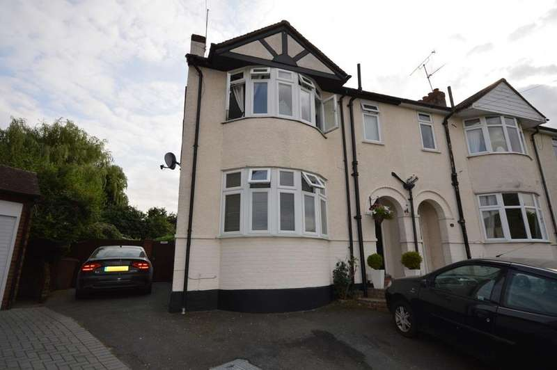 3 Bedrooms Semi Detached House for sale in Campbell Close, Chelmsford, CM2