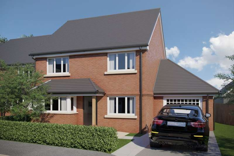 3 Bedrooms Detached House for sale in St. Johns Road, Hedge End, Southampton, SO30