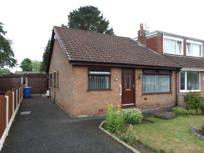 2 Bedrooms Bungalow for sale in Kingsway, Euxton, Chorley, Lancashire, PR7