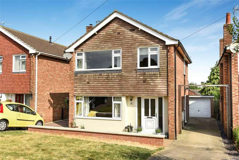 3 Bedrooms Detached House for sale in Garratt Close, Heighington, LN4