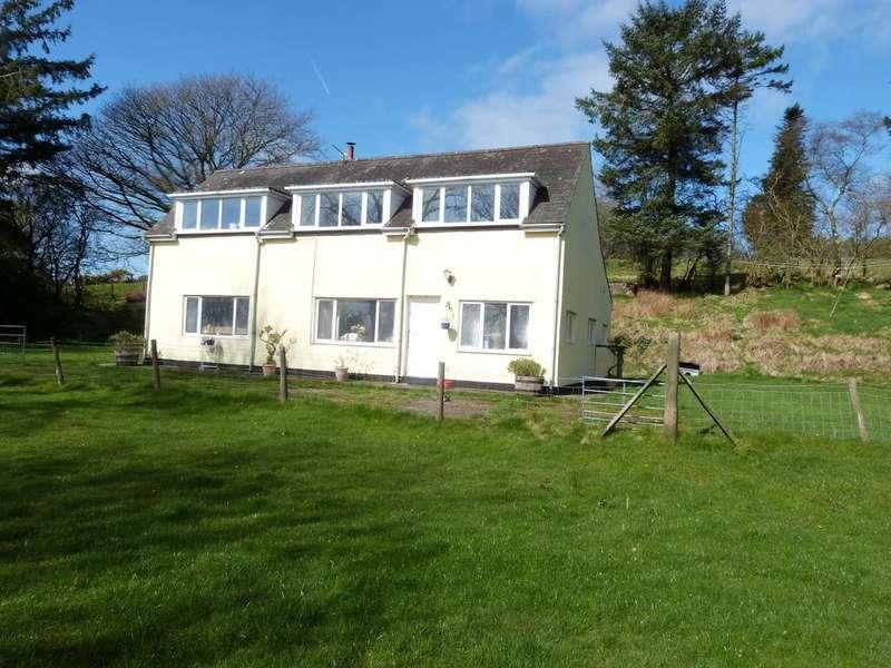 2 Bedrooms Detached House for sale in Pumpsaint CARMARTHENSHIRE