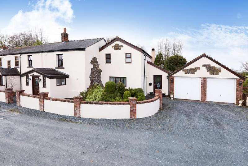 3 Bedrooms Semi Detached House for sale in Pilling LANCASHIRE