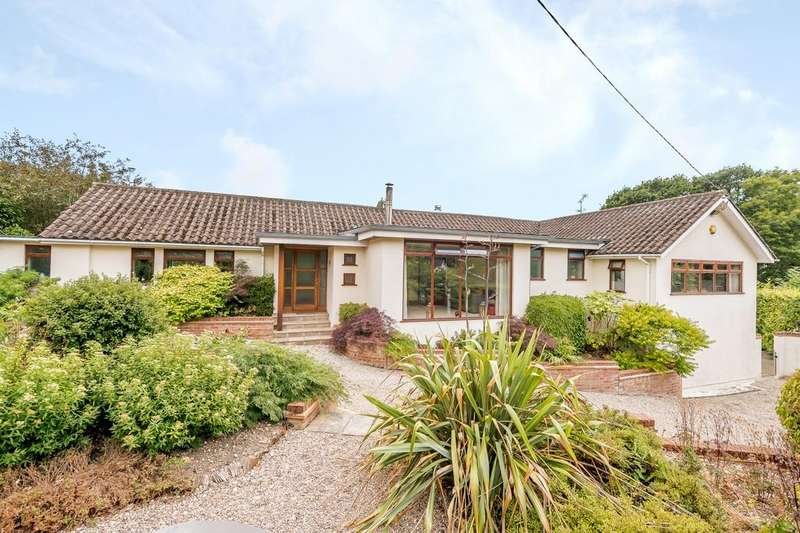 4 Bedrooms Detached Bungalow for sale in Little Baddow, Chelmsford, CM3