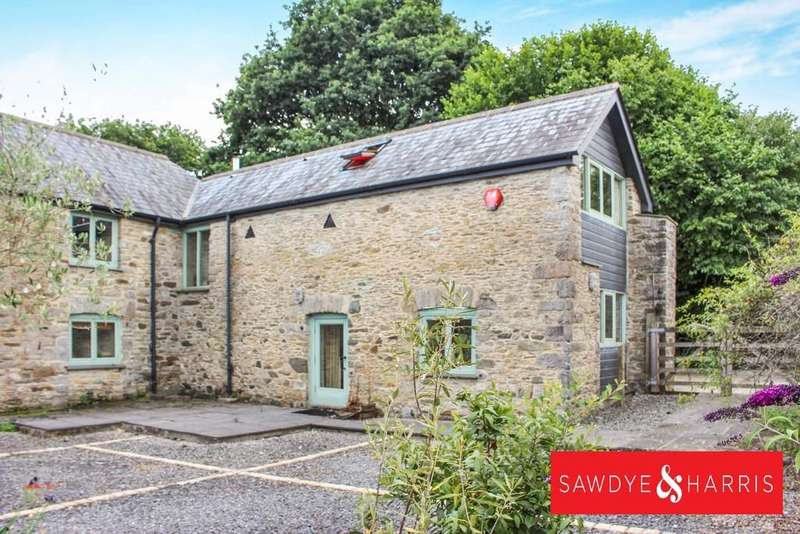 3 Bedrooms Barn Conversion Character Property for sale in Landscove, Ashburton