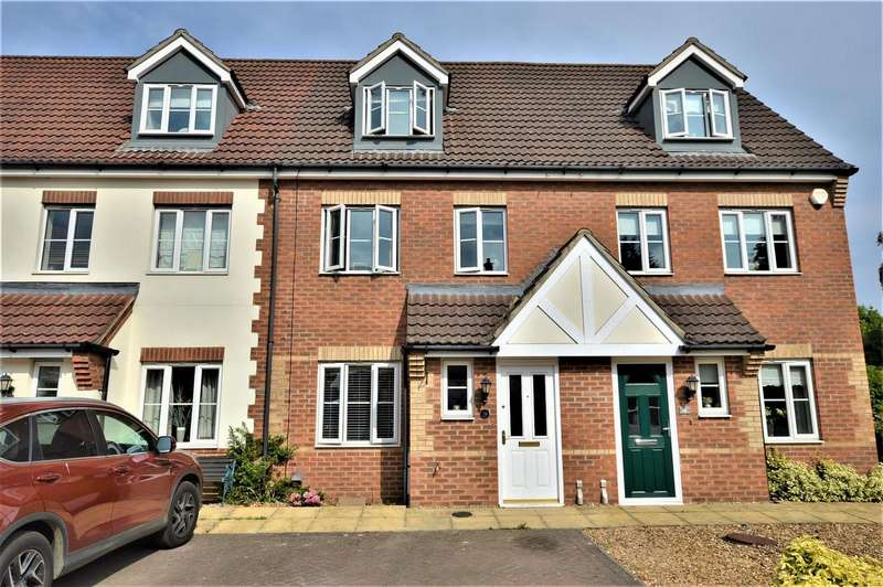 3 Bedrooms Property for sale in Elgar Way, Stamford