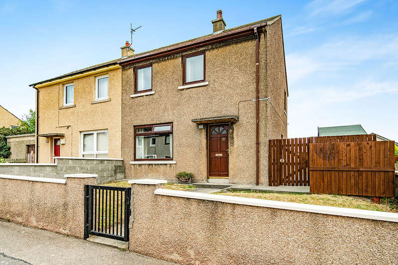 2 Bedrooms Semi Detached House for sale in Macdonald Drive, Lossiemouth, IV31