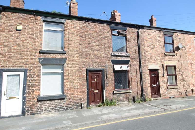 1 Bedroom Terraced House for sale in Coare Street, Macclesfield, SK10