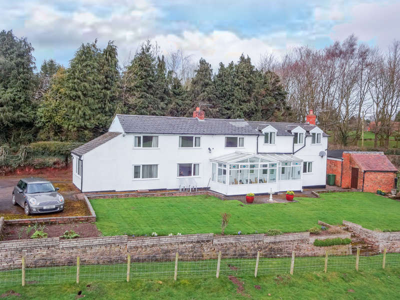 3 Bedrooms Cottage House for sale in Worms Ash, Dodford, Bromsgrove, B61 9AU