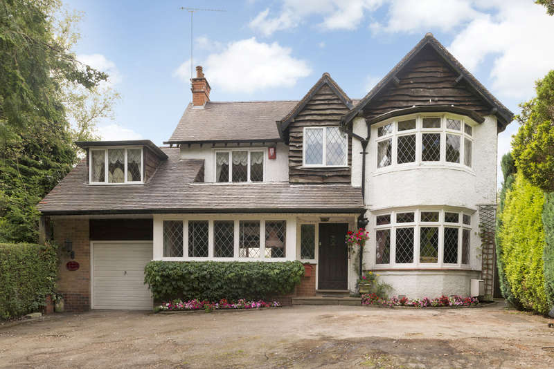 4 Bedrooms Detached House for sale in Twatling Road, Barnt Green, B45 8HS
