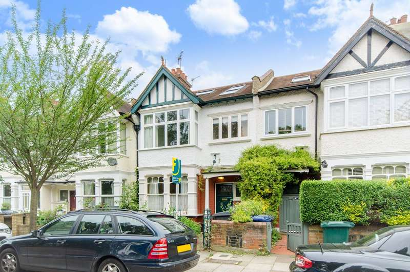 4 Bedrooms Terraced House for sale in Briarfield Avenue, Finchley, N3