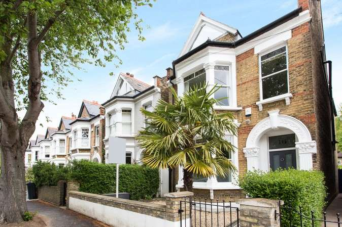 5 Bedrooms Detached House for sale in St. Marys Grove, Chiswick