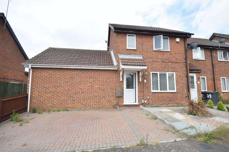 3 Bedrooms End Of Terrace House for sale in Fieldfare Green