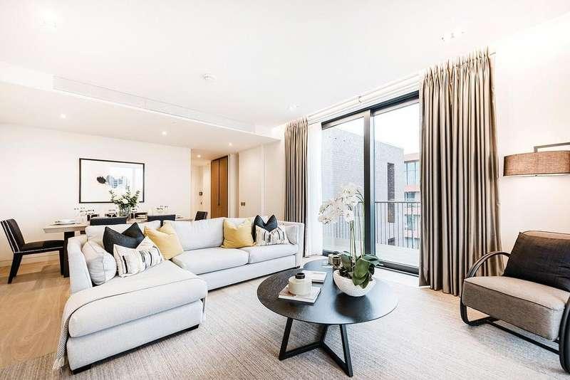 3 Bedrooms Flat for sale in Plimsoll Building, Kings Cross, London