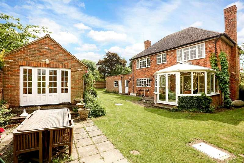 6 Bedrooms Detached House for sale in Innings Lane, White Waltham, Maidenhead, Berkshire, SL6