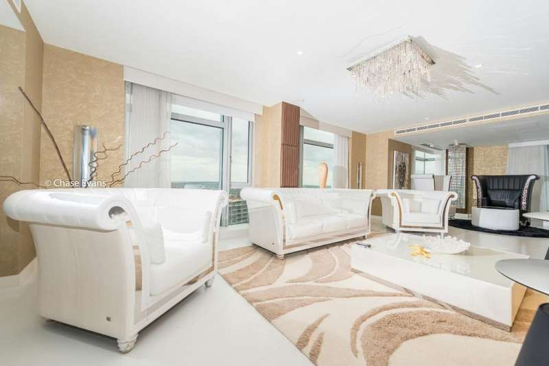 3 Bedrooms Apartment Flat for sale in Pan Peninsula Square, West Tower, Canary Wharf E14