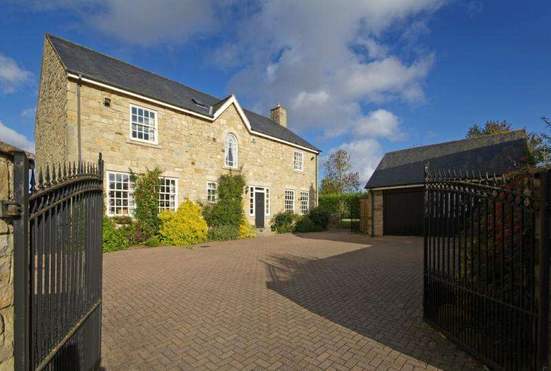 6 Bedrooms Detached House for sale in Lynn Law Farm, Whalton, Morpeth, Northumberland