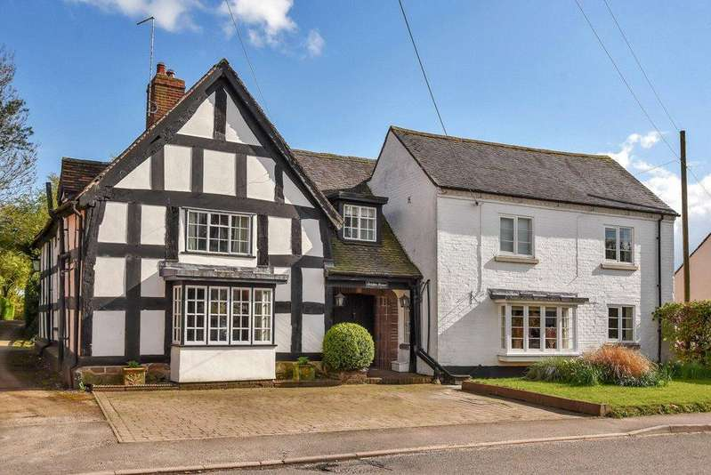 5 Bedrooms Detached House for sale in Church Eaton, Staffordshire