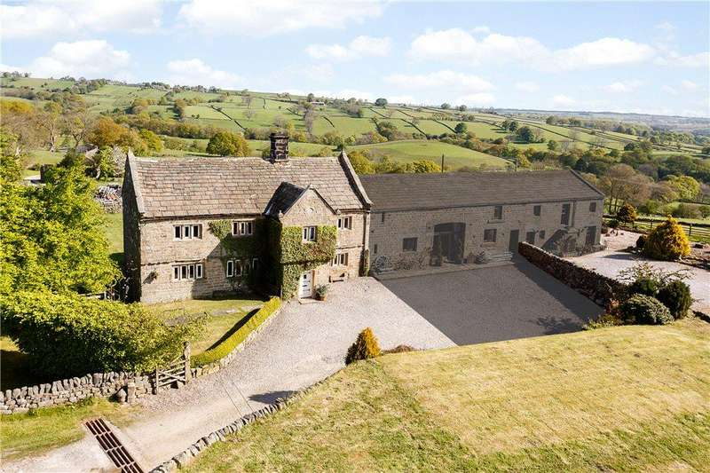 4 Bedrooms Unique Property for sale in Low Hall Farm, Low Snowden, Otley