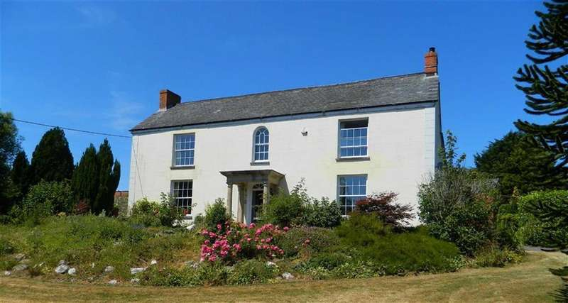 6 Bedrooms Detached House for sale in Westford, Wellington, TA21