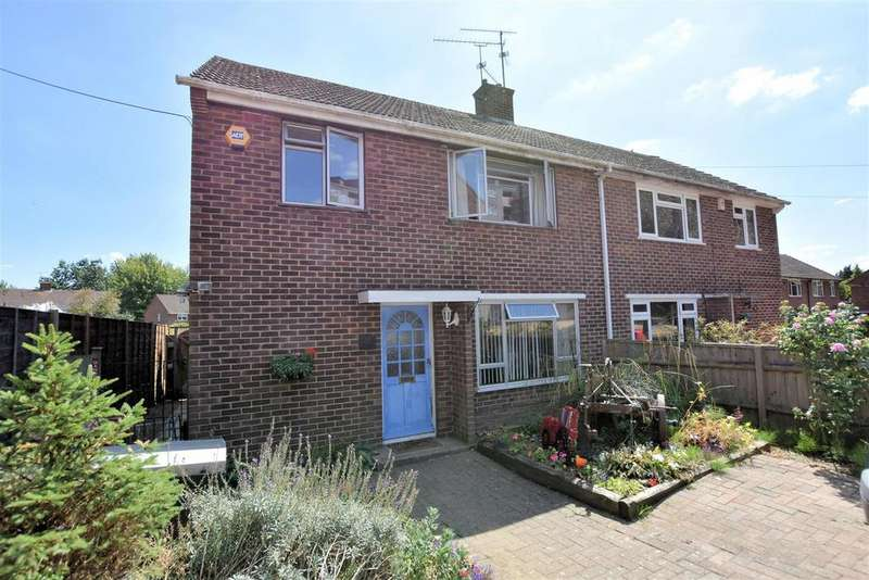 3 Bedrooms Semi Detached House for sale in Gainsborough Road, Reading