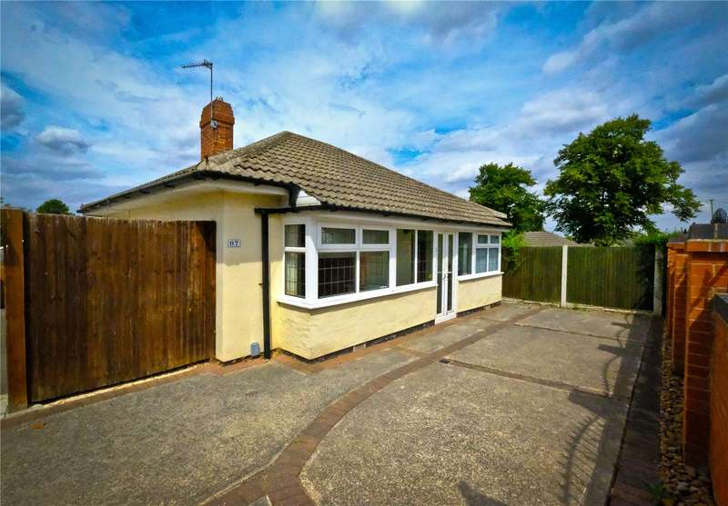 3 Bedrooms Detached Bungalow for sale in The Grove, Doncaster, DN2