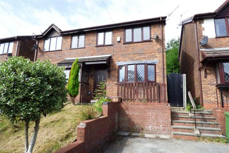 3 Bedrooms Semi Detached House for sale in Chellow Dene, Mossley, Ashton-under-Lyne, Greater Manchester, OL5