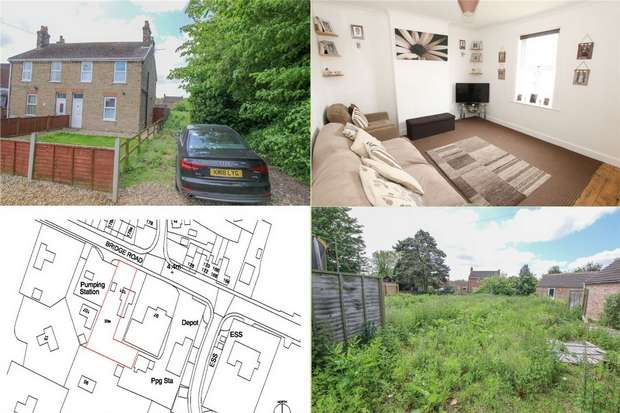 2 Bedrooms Land Commercial for sale in 101 Bridge Road, Sutton Bridge