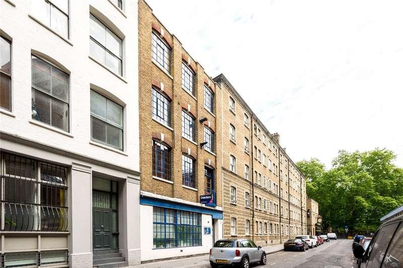 2 Bedrooms Flat for sale in Dufferin Street, Clerkenwell, London, EC1Y