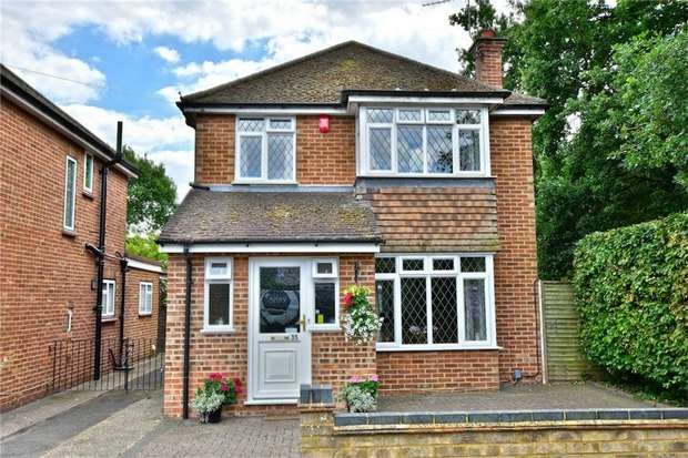4 Bedrooms Detached House for sale in Coopers Row, IVER, Buckinghamshire