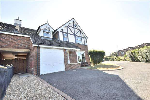 4 Bedrooms Link Detached House for sale in Belsher Drive, Kingswood, BS15 9PS