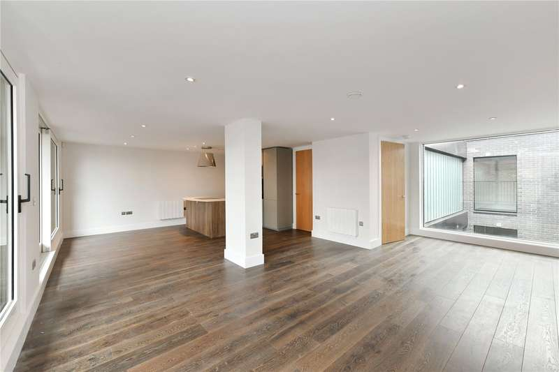 3 Bedrooms Flat for sale in Century Quarter House, 25 Downham Road, N1