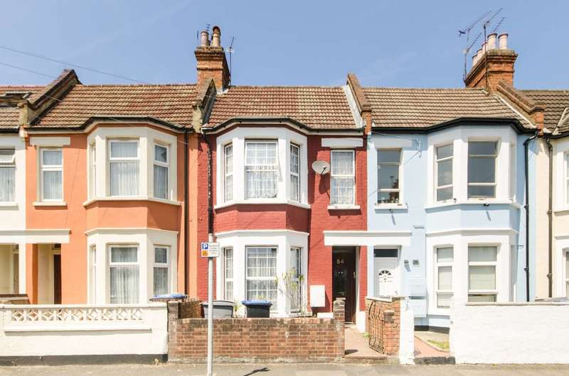 3 Bedrooms Terraced House for sale in Redfern Road, Harlesden, NW10