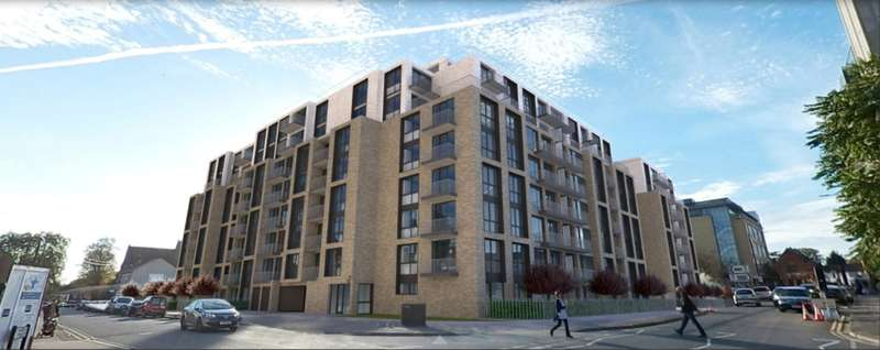 1 Bedroom Apartment Flat for sale in Slough Town Centre