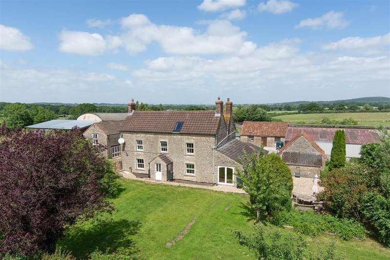 4 Bedrooms Farm House Character Property for sale in Nr Frome, Somerset