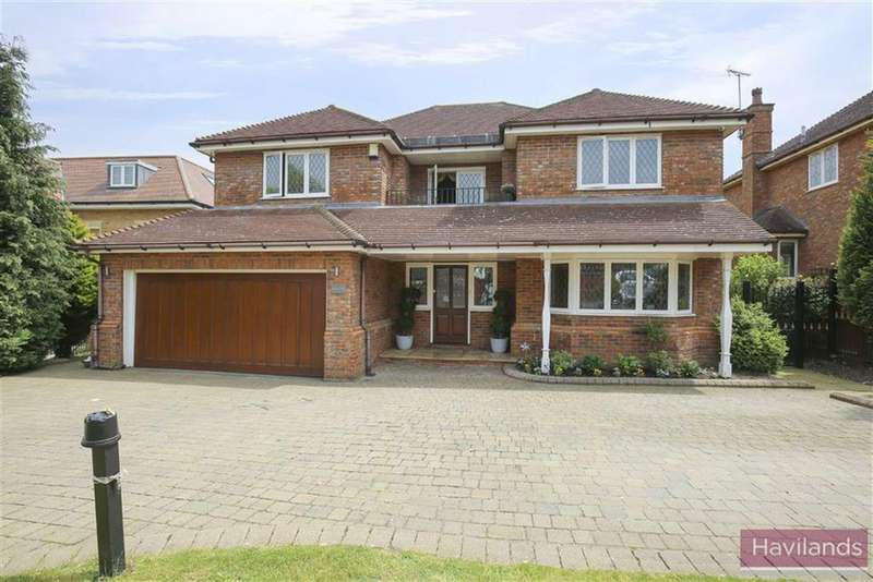 6 Bedrooms Detached House for sale in Burton Lane, Goffs Oak, Goffs Oak