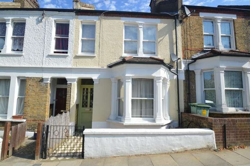 3 Bedrooms Terraced House for sale in Dallin Road, Shooters Hill, London SE18