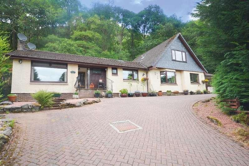 5 Bedrooms Detached House for sale in Lochard Road, Aberfoyle, Stirling, FK8 3TD