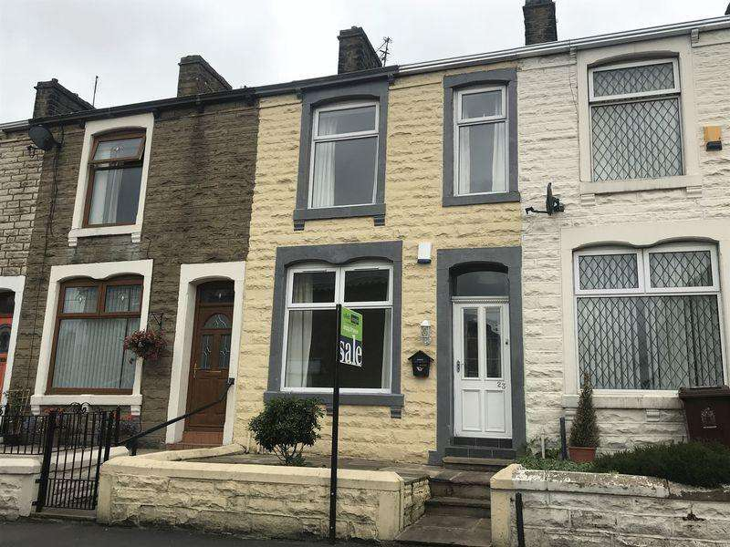 2 Bedrooms Terraced House for sale in York Street, Accrington