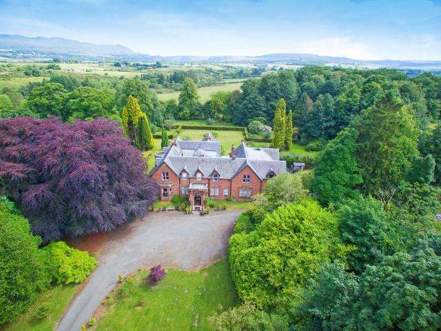 10 Bedrooms Detached House for sale in Gateside House, Lodges and Grounds Gartness Road, Drymen, G63 0DW