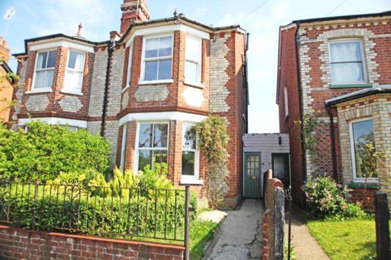 4 Bedrooms Semi Detached House for sale in Culver Road, Reading