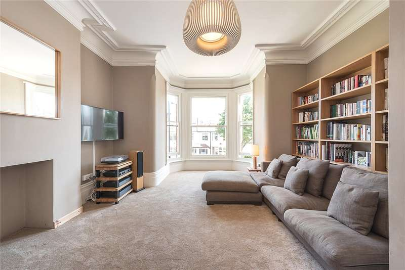 2 Bedrooms Flat for sale in Alexandra Park Road, London, N22