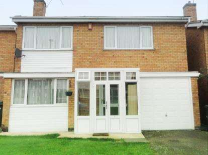 4 Bedrooms Detached House for sale in Badgers Close, Anstey Heights, Leicester, Leicestershire