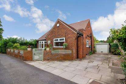 3 Bedrooms Bungalow for sale in Tithes Lane, Tickhill, Doncaster