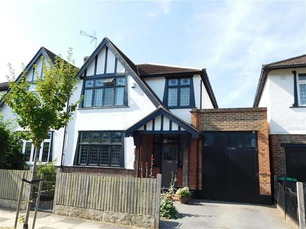3 Bedrooms Semi Detached House for sale in The Mall, Surbiton
